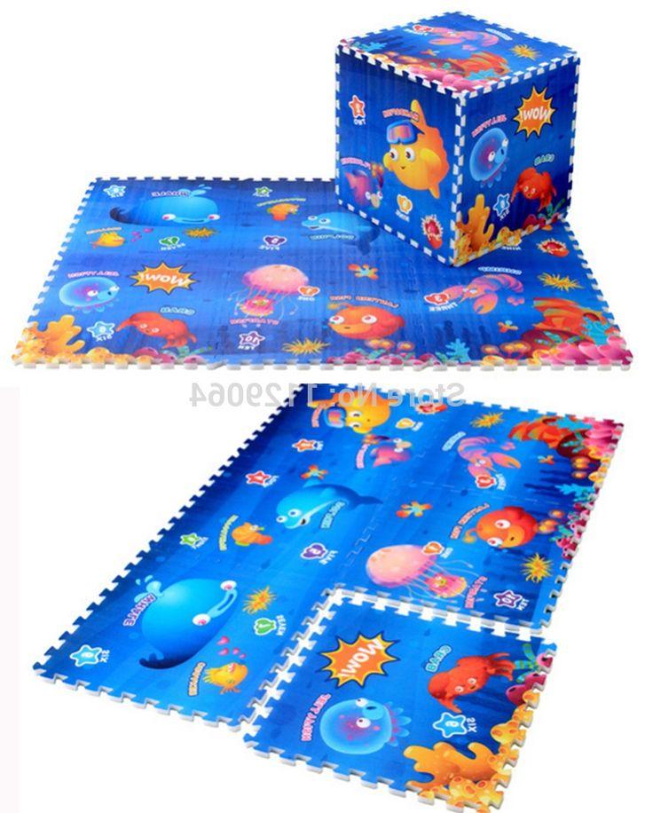 39.90$  Buy now - https://alitems.com/g/1e8d114494b01f4c715516525dc3e8/?i=5&ulp=https%3A%2F%2Fwww.aliexpress.com%2Fitem%2F6pcs-set-Baby-Crawling-Play-Mat-Interlocking-Foam-Pad-Blue-Ocean-Eva-Foam-Puzzle-Carpet-Gym%2F32570265856.html - 6pcs/set Baby Crawling Play Mat, Interlocking Foam Pad Blue Ocean Eva Foam Puzzle Carpet Gym Soft Floor Split Joint Carpet B238