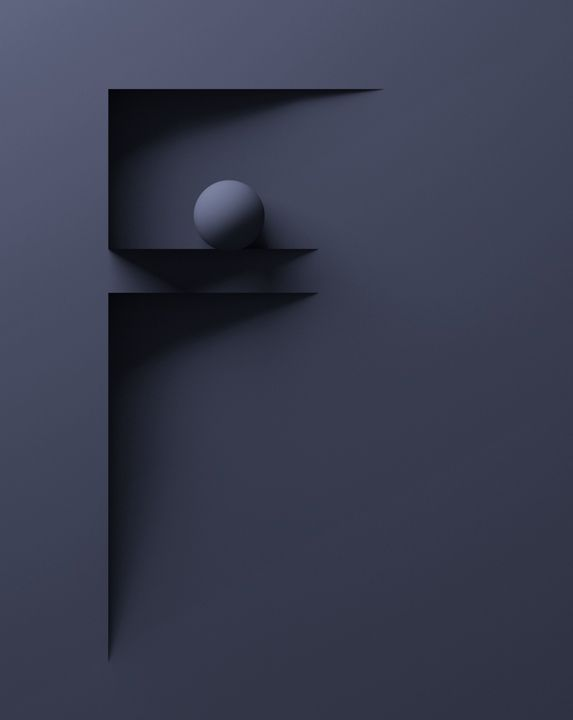 Alphabet Series by Bogdan Dreava