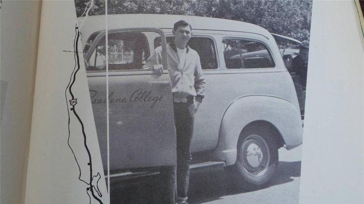 1951 PASADENA COLLEGE CA Original YEARBOOK Annual La Sierra
