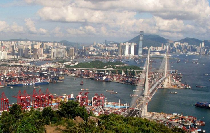 14% Fall in Cargo Freight Output from Hong Kong Ports  #cargo #CargoFreight #HongKongPorts #freightTransportof2015 #FallinCargoFreight #cargofreightoutputfromHongKong'sports