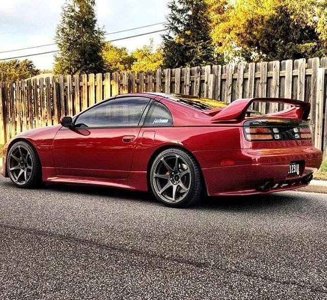 #Nissan #300zx #Twin_Turbo #Modified #Clean #Stance