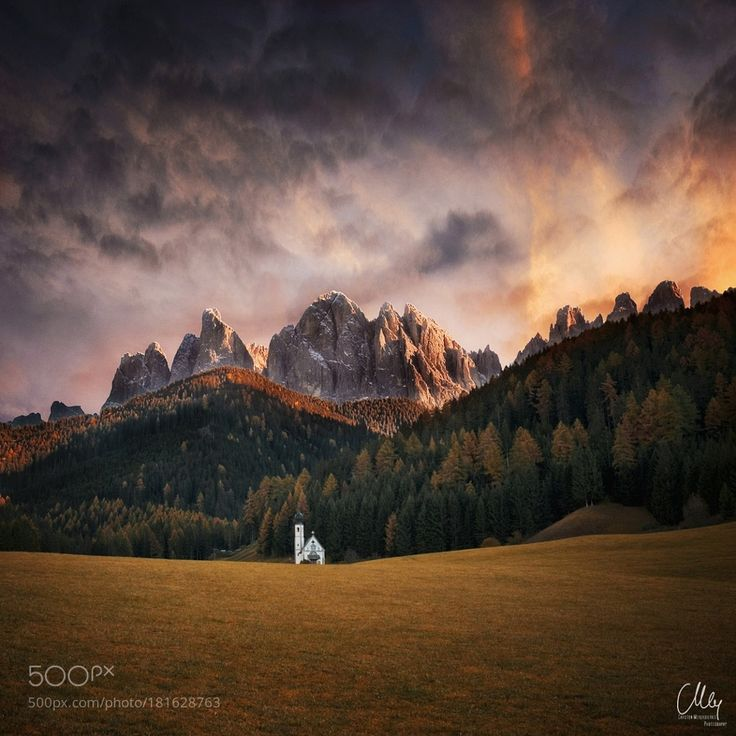 Santa Maddalena by carstenmeyerdierks. Please Like http://fb.me/go4photos and Follow @go4fotos Thank You. :-)