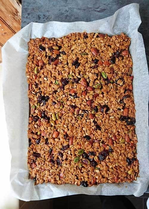 Can you freeze flapjack? How to make flapjack chewy or crunchy.