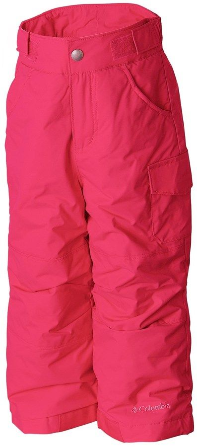 Columbia Starchaser Peak II Winter Pants - Insulated (For Toddlers)