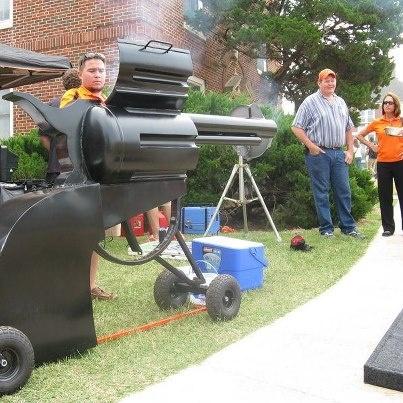 Revolver grill   Bang Bang   Pinterest