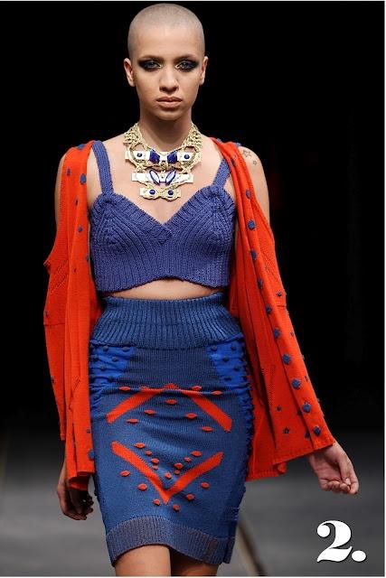 Mini-tops trend for this summer by portuguese designer Susana Bettencourt