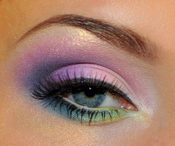 Макияж для серых и голубых глаз   141 фотография   ВКонтакте