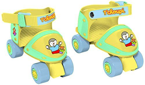 T'Choupi - Otch151 - Rollers - Patin A Roulettes - Taille Ajustable 24-29 T'choupi http://www.amazon.fr/dp/B00RBJYD88/ref=cm_sw_r_pi_dp_cU1mwb0YS9SE2