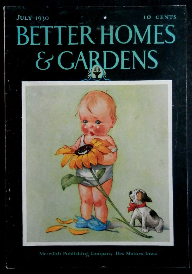 106 best charles h twelvetrees art images on pinterest Better homes and gardens july