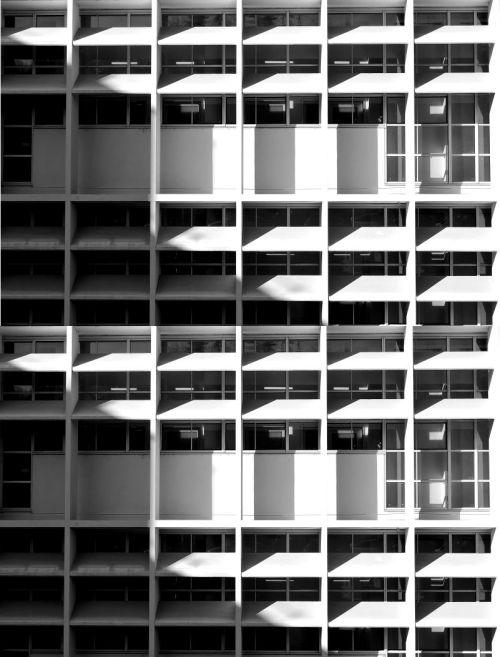 Luigi Figini, Gino Pollini + Annibale Fiocchi. Olivetti Headquarters in Ivrea…
