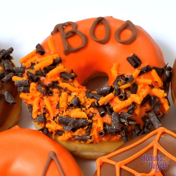 New Halloween donuts