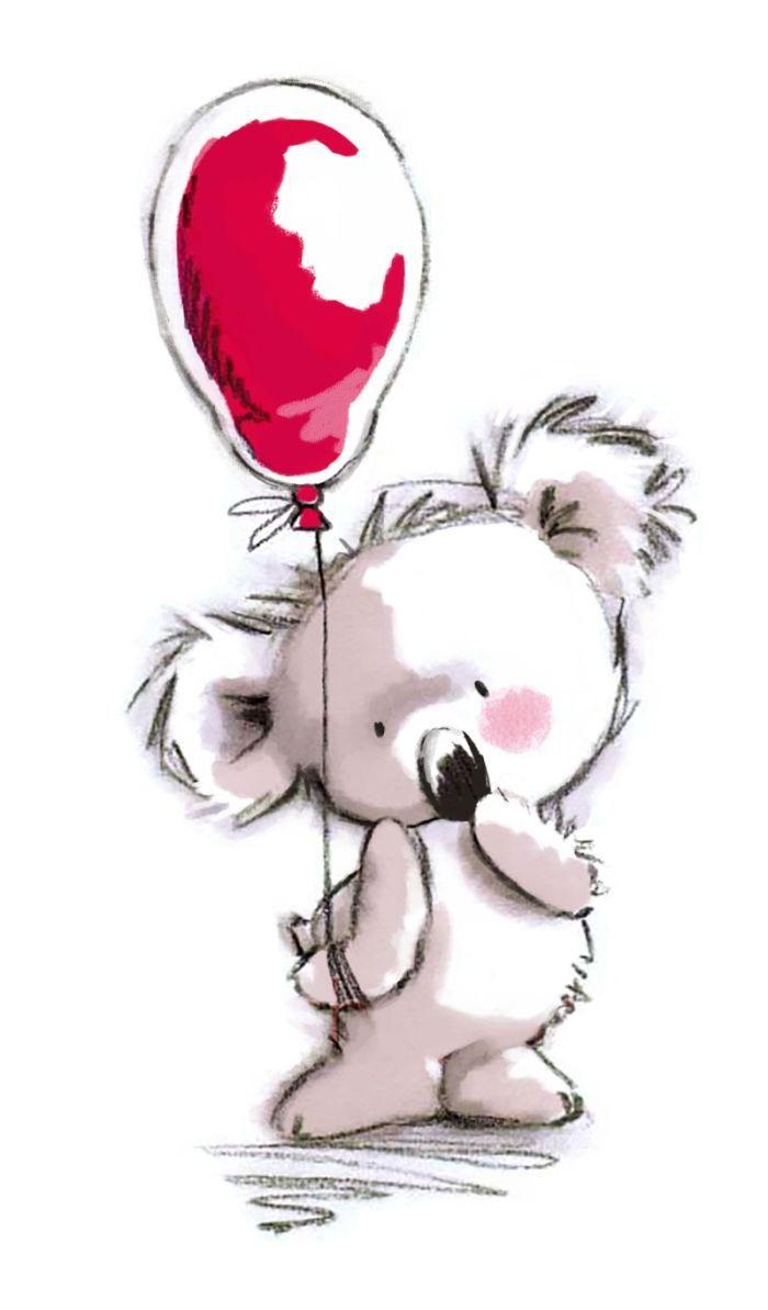 Cute illustrations - Gabi Murphy - Koala