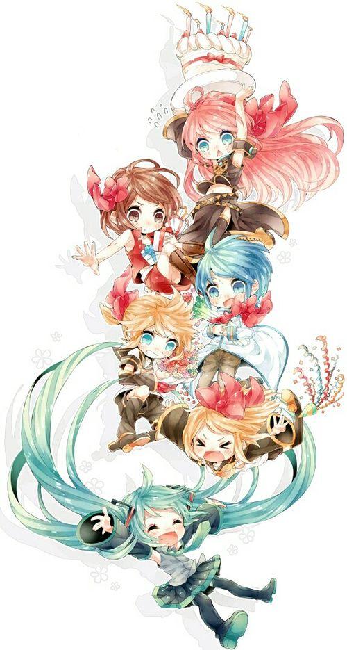 grafika vocaloid, anime, and kaito