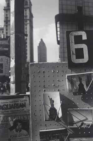 New York City, 1980 by Lee Friedlander