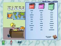 AYUDA PARA MAESTROS: 4 recursos para clasificar las palabras según el lugar que ocupe su sílaba tónica