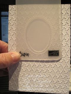 card making tutorial ... Stampin Up UK Demonstrator UK Pegcraftalot : Embossing Tutorial How to double emboss ... luv the results!!! ...