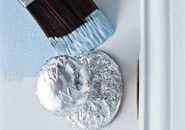 More Ways to Use Aluminum Foil