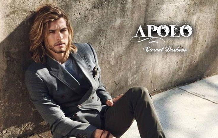 Apolo - Dios Griego -  Serie Dark Hunter Sherrilyn Kenyon