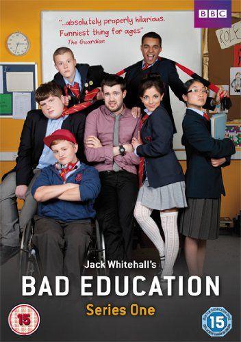 Bad Education - Series 1 [DVD]: Amazon.co.uk: Jack Whitehall, Mat Horne: DVD & Blu-ray