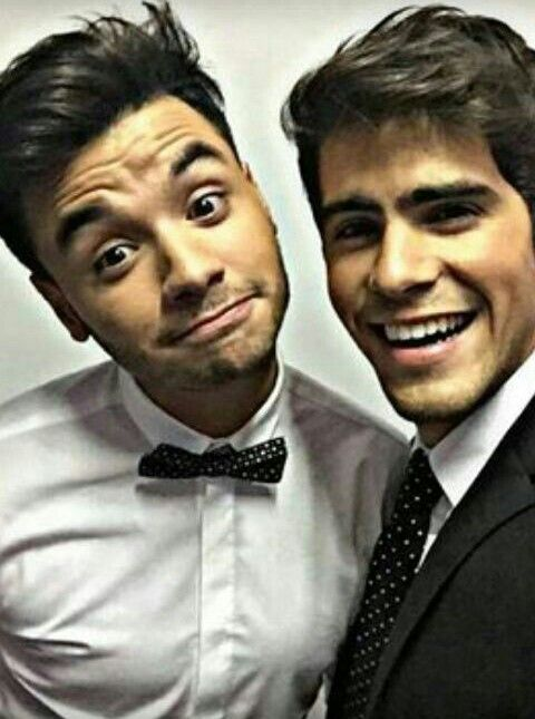 mis dos amores!