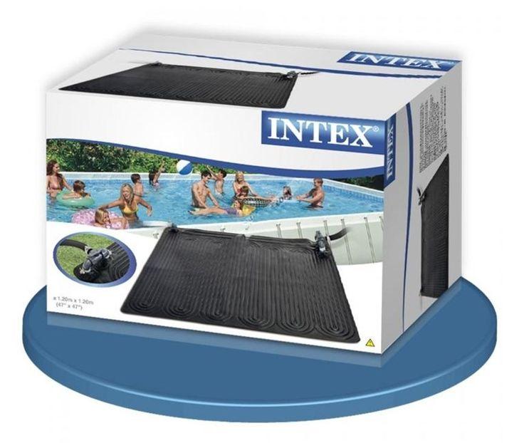 Calentador Solar Para Agua Alberca Intex 1.20m. X 1.20m - $ 549.00 en MercadoLibre
