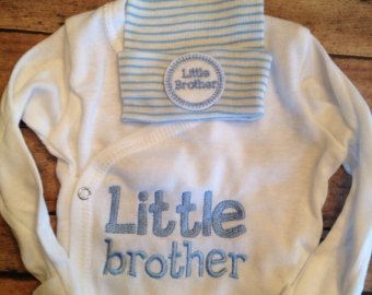 Newborn Boy Coming Home Outfit Newborn Boy by LovelyMeBoutique