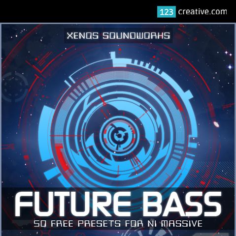 ► FREE Future Bass Vol.1 presets for NI Massive - for fans of artists like Marshmello, Flume, Lido, San Holo and Slushii will find 'Future Bass Volume 1' to be an essential toolkit, ready-made for fresh and current Future Bass production. (EDM, Bass music, Future Bass, Trap, House, Electro, Pop, Electronica, RnB, Techno, Urban): http://www.123creative.com/electronic-music-production-freebies/1412-free-future-bass-vol1-presets-for-ni-massive.html #FreePresetsForMassive