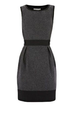 karen millen urban tweed mini dress
