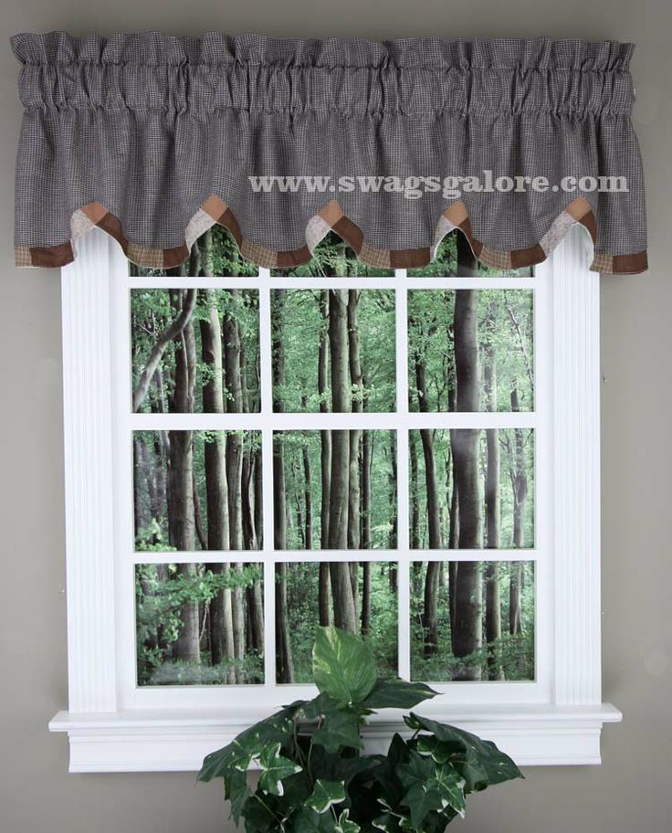 8 Best Images About Country Kitchen Curtains On Pinterest