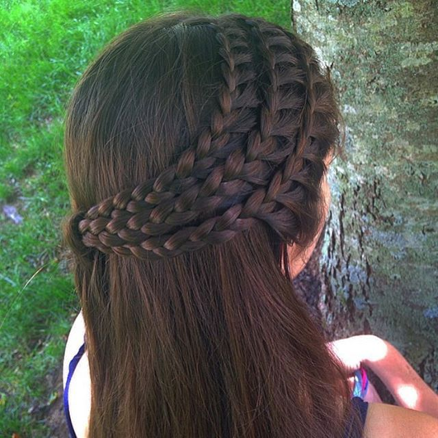 "2,440 Me gusta, 31 comentarios - Your Braids (@yourbraids) en Instagram: ""Braid by @braidsbygabby"""