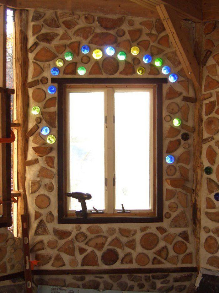 18 best cordwood homes images on pinterest cordwood for Cordwood house foundation