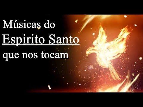 Lindas músicas para sermos tocados pelo Espirito Santo! - YouTube