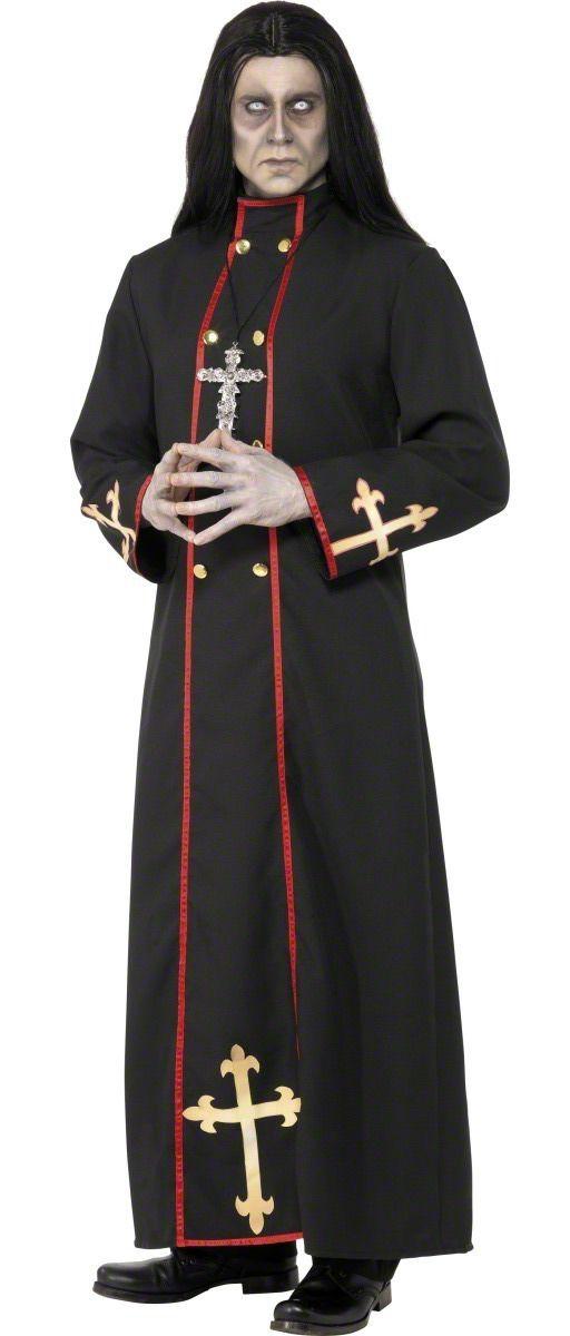 Le prêtre Halloween, idéal pour exorciser le mal qui est en nous !