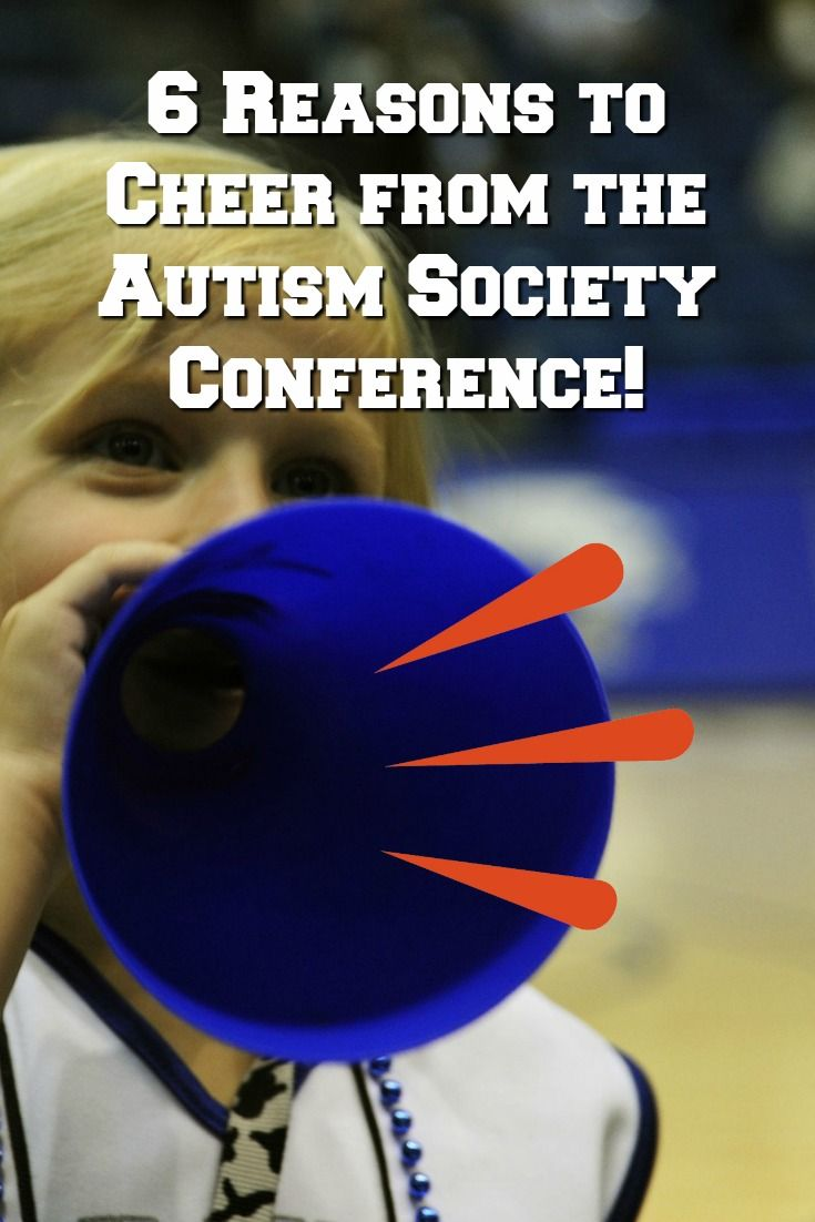 More autistic voices than ever were represented at the national Autism Society Conference! - http://geekclubbooks.com/2017/08/6-reasons-to-cheer-autism-society-conference/?utm_campaign=coschedule&utm_source=pinterest&utm_medium=Geek%20Club%20Books&utm_content=6%20Reasons%20to%20Cheer%20from%20the%20Autism%20Society%20Conference%21