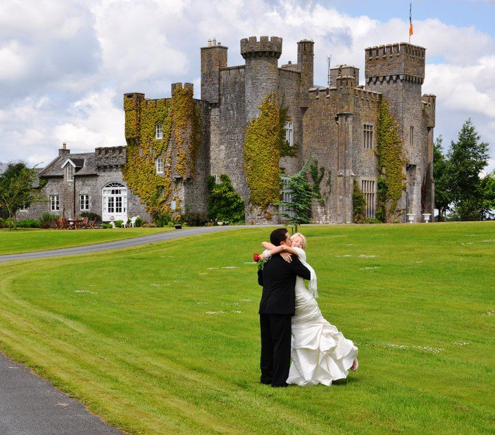 Embrace At Lisheen Castle In Tipperary
