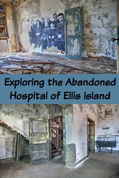 The abandoned hospital on Ellis Island has opened to the public for the first time in 60 years. Many of the 29 buildings of the general hospital & infectious disease ward are now open for guided hard hat tours. I got one of the first looks inside!