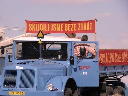 Tatra 111 S | Staré náklaďáky