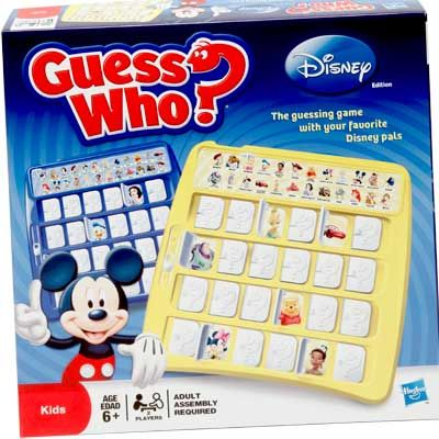 25 Awesome Family Games for Disney Lovers