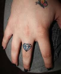Image result for realistic small diamond tattoo