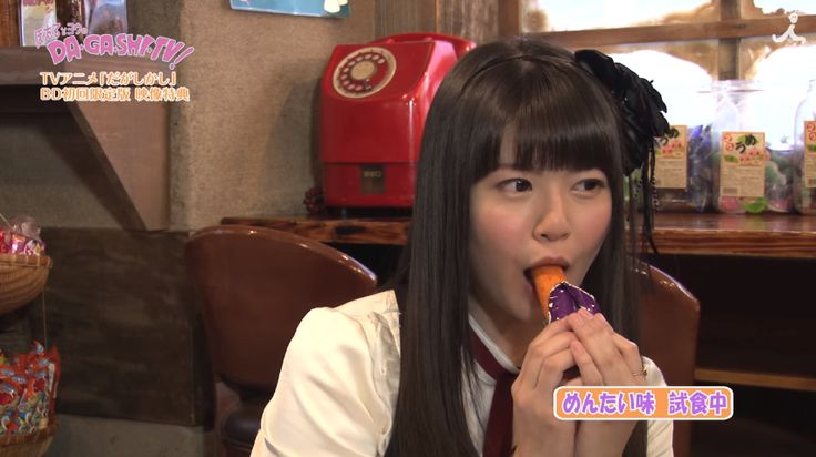 [SEIYUU] Ayana Taketatsu and Keiji Fujiwara try out some snacks featured in Dagashi Kashi - http://www.afachan.asia/2016/02/seiyuu-ayana-taketatsu-keiji-fujiwara-try-snacks-featured-dagashi-kashi/