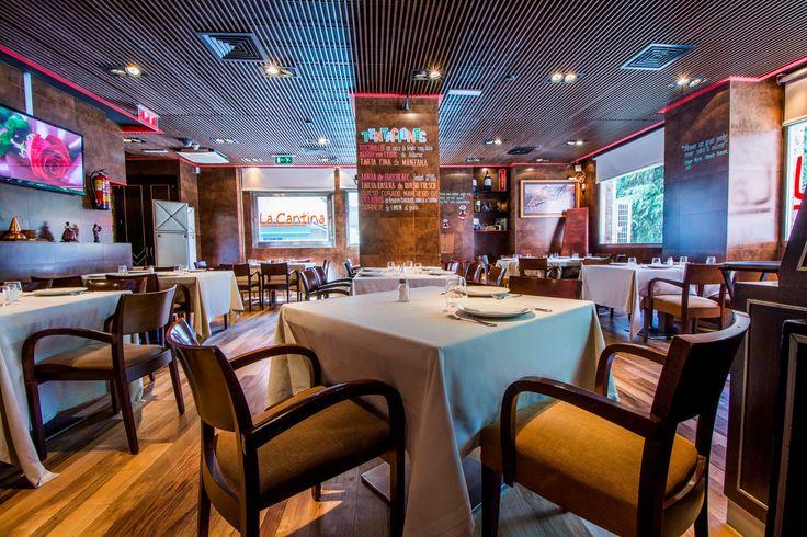 Salón de La Cantina de Grupo La Máquina