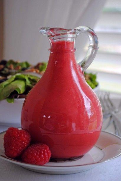 Fresh Raspberry Vinaigrette | Tasty Kitchen: A Happy Recipe Community!