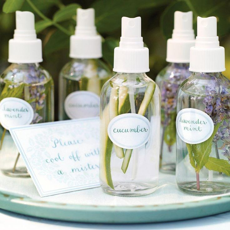All-Natural Mists How-To