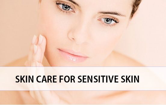 Sensitive skin care for men