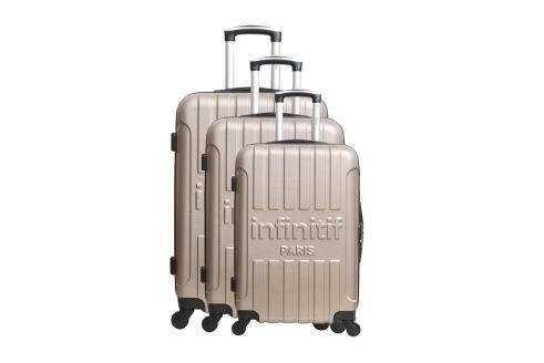 Set de 3 valises Infinitif<BR>Champagne