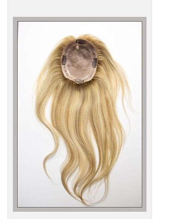 Women'S Human Hair Toupee 54