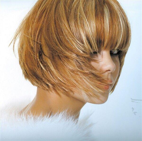Mooie kleuren combinatie van blond en koper