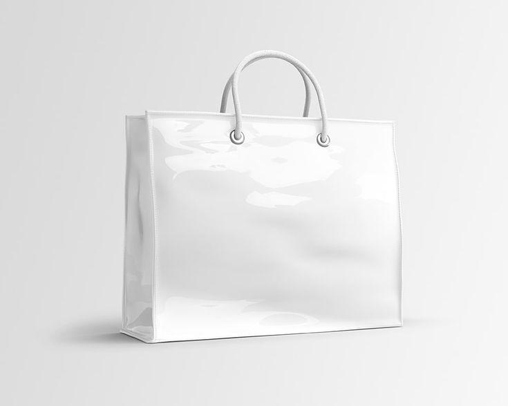Vinyl Shopping Bag Mockup Free Package Mockups Bag Mockup Packaging Mockup Free Packaging Mockup