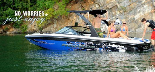 New - 2011 - Moomba Boats