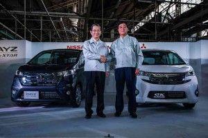 Nissan ведет переговоры о возможном поглощении Mitsubishi Motors